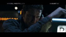 Angel Has Fallen Movie - Collect Call — Gerard Butler, Morgan Freeman