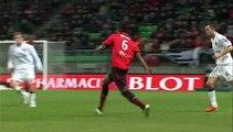 05/02/11 : Yacine Brahimi (19') : Rennes - Paris SG (1-0)