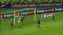 29/05/11 : Victor Hugo Montaño (82') : Lille - Rennes (3-2)