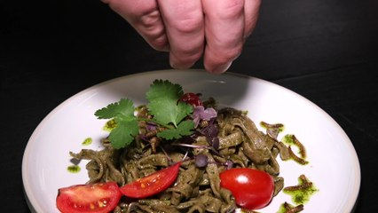 [WATCH] Cape Town restaurant serves insect menu