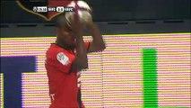 06/11/11 : Jirès Kembo (21') : Rennes - Valenciennes (1-1)