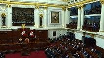 Presidente peruano ofrece recortar su mandato y adelantar elecciones