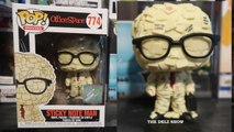 Office Space Movie Sticky Note Man Funko Pop SDCC Think Geek Exclusive Review