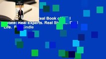 Full E-book  The Real Book of Real Estate: Real Experts. Real Stories. Real Life.  For Kindle