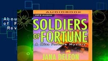 About For Books  Soldiers of Fortune (Miss Fortune)  Review