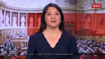 Privatisation d'ADP : les débats houleux du Sénat lors de l'examen de la loi PAC - Les matins du Sénat (25/07/2019)