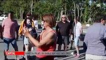 Chaque jour, des centaines de personnes s'arrêtent devant ce camping de la Dune du Pilat  - Découvrez pourquoi ! - VIDEO