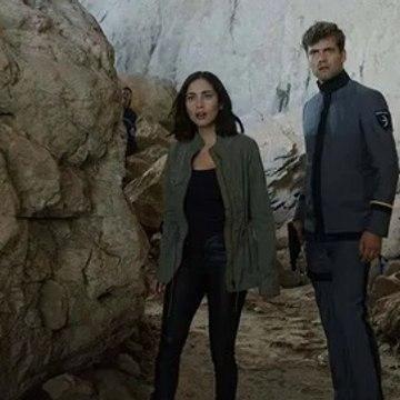 Pandora Season 1 Episode 6 [[The CW]] OFFICIAL