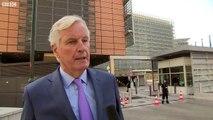 The EU's chief Brexit negotiator on Boris Johnson  - BBC News