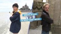 Les matches de l'été: vous préférez la baie ou l'abbaye du Mont Saint-Michel?