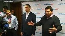 L'opposant russe Alexeï Navalny bloqué en Russie