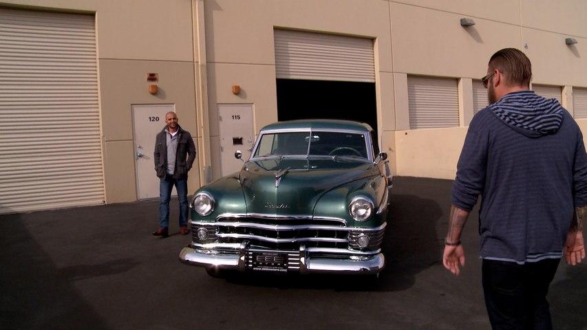 Pawn Stars: Corey Drives a Hard Bargain for 1950 Chrysler