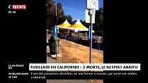 Etats-Unis: Quatre morts, dont le tireur qui a été abattu par la police, et quinze blessés dans une fusillade lors d'un festival en Californie - VIDEO