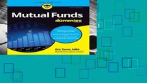 Full E-book  Mutual Funds For Dummies  For Online