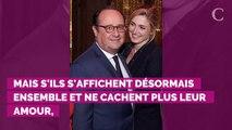 PHOTO. Julie Gayet et François Hollande, complices et amoureux...