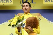 Egan Bernal, champion du Tour de France