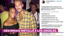 Christina Milian enceinte : M. Pokora, futur papa très touché...