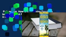 Full version  How to Stop Living Paycheck to Paycheck: A Proven Path to Money Mastery in Only 15