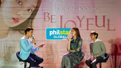 Lee Sung Kyoung on her upcoming projects