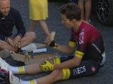 Tour de France - Chez Ineos, on fête la fin du Tour avec des bières et des pizzas !
