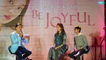 Lee Sung Kyoung shares her favorite movie