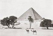 Le véritable âge de la pyramide de Khéops