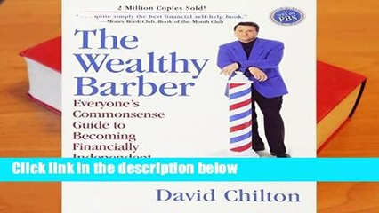 [FREE] The Wealthy Barber