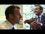 Macron a réussi à imposer ses images aux médias