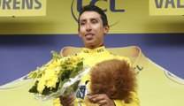 Le Colombien Egan Bernal a remporté la 106e édition du Tour de France