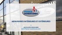 France Ouvertures, menuiseries intérieures et extérieures aux Clayes-sous-Bois.