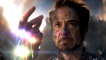 Avengers Endgame Deleted Scene Final Tony Stark scene - Marvel