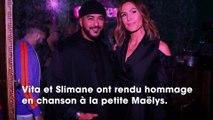 """La mère de Maëlys bouleversée par la chanson de Slimane et Vitaa : """"Ma vie est brisée pour toujours"""""""