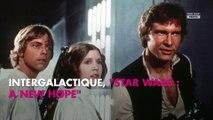 Star Wars : Mark Hamill se confie sur sa première rencontre avec Harrison Ford