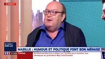 Gad Elmaleh accusé de plagiat : Bernard Mabille charge l'humoriste