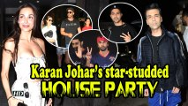Karan Johar's star-studded house party