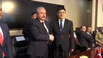 """TBMM Başkanı Şentop, """"Arşiv Ofisi"""" açılışında - ULANBATOR"""