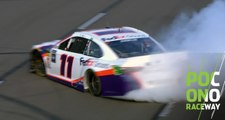 Burnout on a budget: Hamlin saves enough to celebrate