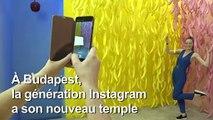 Le musée du selfie de Budapest : un succès chez la génération Instagram