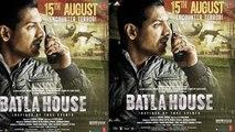 John Abraham looks intense on Batla House's new poster | FilmiBeat