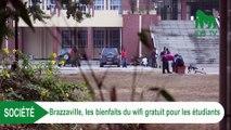 A Brazzaville, le Wi-Fi gratuit fait le bonheur des étudiants !