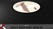 Goncalo M - Absolute Absense (Original Mix) - Official Preview (Autektone Dark)