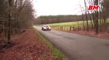 VÍDEO: Así grita un Porsche 911 de rallys cuando llega al corte durante 7 segundos