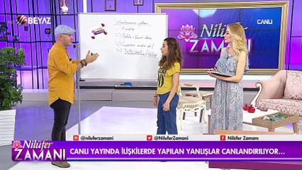 Nilüfer Zamanı 29 Temmuz 2019