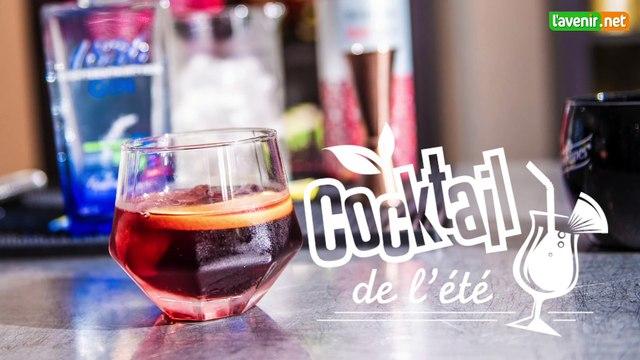 L'Avenir - Nos cocktails de l'été : Negroni, deux cocktails en un