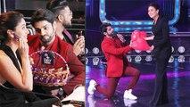 Kareena Kapoor Khan gets proposal from Karan Wahi on the sets of Dance India Dance 7 | FilmiBeat