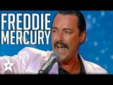 Freddie Mercury on Australia's Got Talent 2011 - Got Talent Global