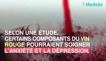 Vin rouge : une boisson miracle pour soigner la dépression ?