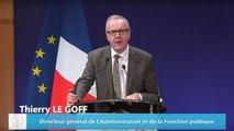 Journée EMRH du 27 juin 2019 : Thierry Le Goff, DGAFP
