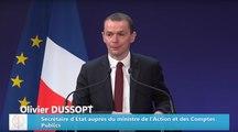 Journée EMRH du 27 juin 2019 : Introduction par Olivier Dussopt, secrétaire d'État