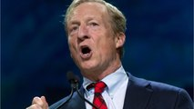 Billionaire Tom Steyer Begs For Cash